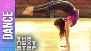 "Giselle ""Fire"" Solo - The Next Step Dances"