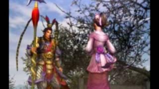 Dynasty Warriors 5: Diao Chan - Farewell Lu Bu