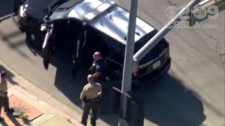 BREAKING: Compton Pursuit Suspect Search