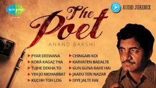 Best of Anand Bakshi | Best Old Hindi Songs- Jukebox | Pyar Deewana Hota Hai
