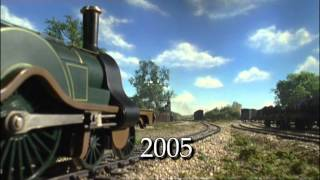 30 Years of Thomas & Friends Crashes