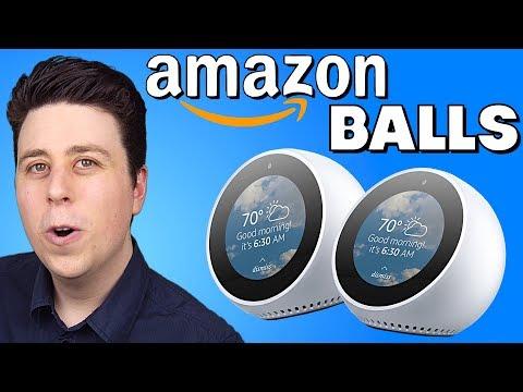 "Xxx Mp4 Amazon Echo Spot PARODY ""The Amazon Balls "" 3gp Sex"