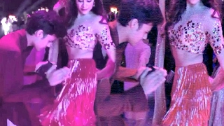 Jhanvi Kapoor Hot Dance With Boyfriend!