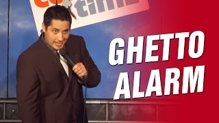 Ghetto Alarm (Stand Up Comedy)
