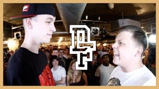 SHOTTY HORROH VS UNANYMOUS | Don't Flop Rap Battle
