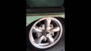 VW BUS Air Ride
