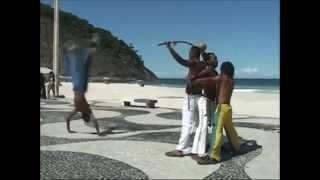 capoeira fight brasil
