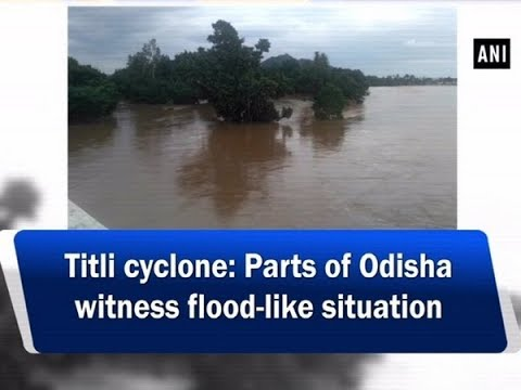 Xxx Mp4 Titli Cyclone Parts Of Odisha Witness Flood Like Situation ANI News 3gp Sex