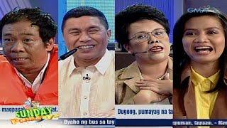 Sunday PinaSaya: Rodney Juterte uminit ang ulo kina Ex VP Binat, Sen. Miriam at Simpleni