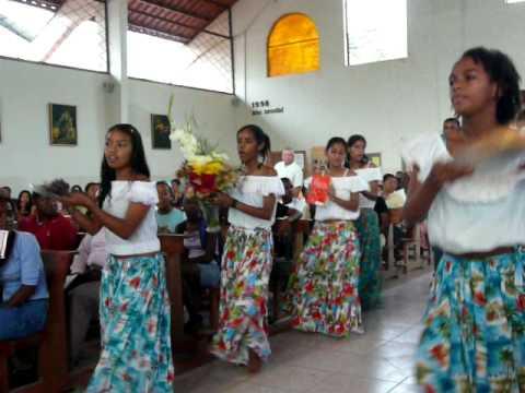 Esmeraldas Misa Afro Ofrendas