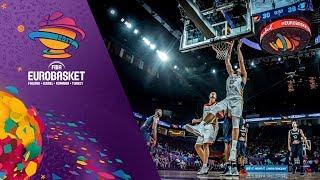 Top 10 Plays w/ Porzingis, Markkanen, Gasol and more! - FIBA EuroBasket 2017