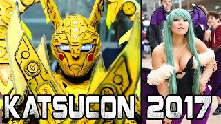 KATSUCON 2017 - Epic Cosplay