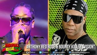 Anthony Red Rose x Bounty Killer - Vision ▶Diwali Records ▶Dancehall ▶Reggae 2016