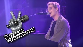 Rihanna - Russian Roulette   Philip Piller Cover   The Voice of Germany 2017   Blind Audition