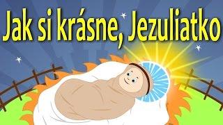 Jak si krásne, Jezuliatko + 6 vianočné pesničiek | Zbierka | 13 minútový mix | Vianočné piesne