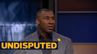 Shannon Sharpe takes Vontaze Burfict to task for dirty play against the Patriots | UNDISPUTED