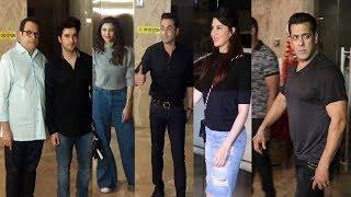 Salman Khan, Jacqueline Fernandez, Bobby Deol & Other Celebs At Ramesh Taurani Birthday Party