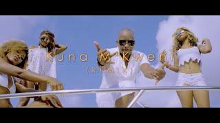GAZZA ft DAVIDO - KUNA M'KWENI remix (Official Video)