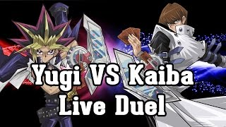 [Yu-Gi-Oh!] Yugi VS Kaiba Live Duel! (World Championship 2016)