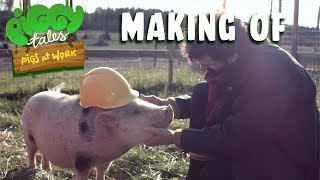 Piggy Tales - Pigs at Work | Making Of - The Research