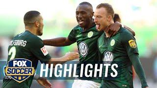 VfL Wolfsburg vs. FSV Mainz 05 | 2019 Bundesliga Highlights