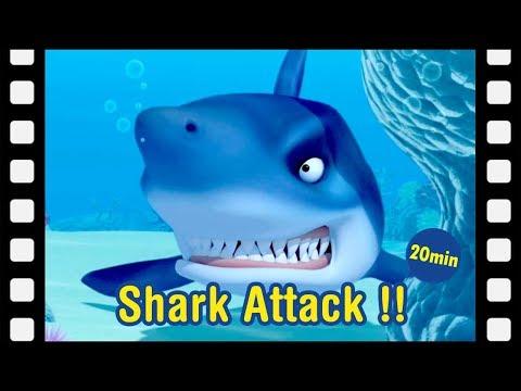 #22 Shark Attack!! | Kids movie | kids animation | Animated Short | Pororo Mini Movie