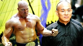 Nathan Jones VS. Jet Li, Jackie Chan, & Tony Jaa! - Ultimate Fights Showdown! (Fearless, Ong Bak)