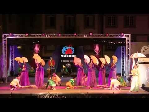 Filipino folk dance Voyage to Mindanao