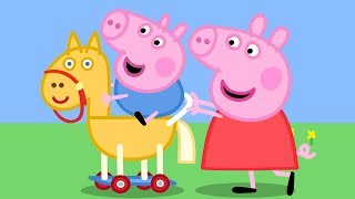 Peppa Pig English Episodes | Family Fun with Peppa Pig! | Pig Day Special| Cartoons for Children