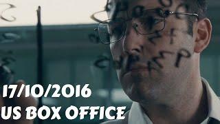 The Reviewer | US Box Office (17/10/2016) البوكس أوفيس الأمريكي