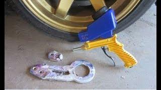 $40 DIY Sandblaster Setup