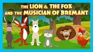 KIDS STORIES - The Lion & The Fox  And The Musician of Breman - Tia and Tofu Storytelling