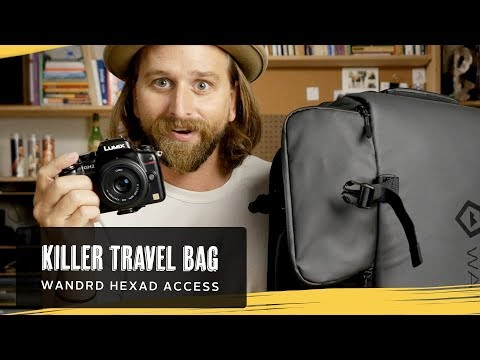 Wandrd Hexad Access Travel Duffel Bag