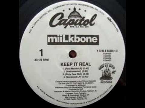 Miilkbone Keep It Real Instrumental