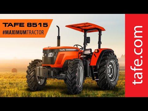TAFE 8515   The #Maximum Tractor