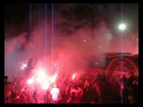 INTER 1x0 São Paulo Copa Libertadores da América 2010 Video Amador