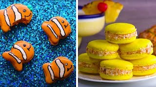 Animal Macaroons | How To Make Macarons | Homemade Easy Dessert Recipes By So Yummy