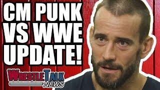 CM Punk Vs WWE?!   WrestleTalk News May 2018