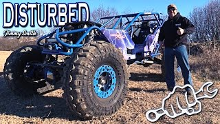 Jimmy Smith Disturbed Buggy - SRRS Driver Profile
