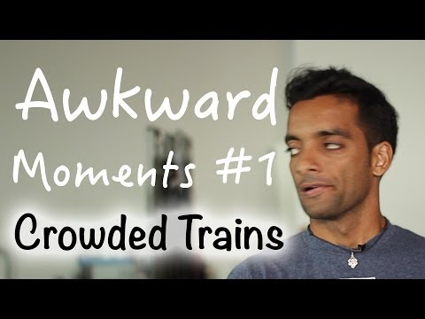 Poking Girls on Crowded Trains - Awkward Moments with Haresh #1