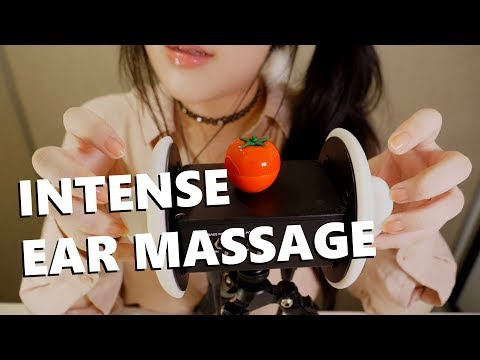 Xxx Mp4 ASMR INTENSE 5 EAR MASSAGE Scratching 강한 귀 긁기 3gp Sex