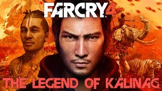 Far Cry 4: The Legend of Kalinag - Movie Edition [Shangri-La Missions] (1080p 60 FPS)