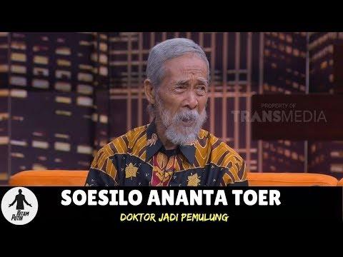 SOESILO ANANTA TOER, Doktor Jadi Pemulung | HITAM PUTIH (100718) 1-4
