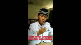 VIRAL!!! Nadhoman Santri Bahasa Sunda | Suara Santri