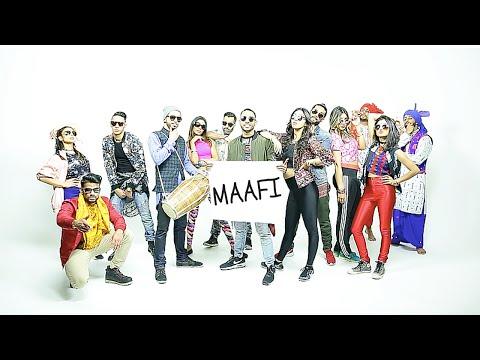 MAAFI (Sorry Justin Bieber Bollywood Remix) - Dance With SL & J Raj Music
