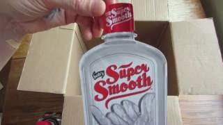 Unboxing Bob's Super Smooth Vodka