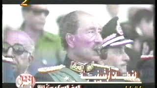 برنامج اختراق - فيديو نادر لحظة  مقتل الرئيس محمد أنور السادات