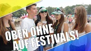 OBEN OHNE AUF FESTIVALS! | TraysTV