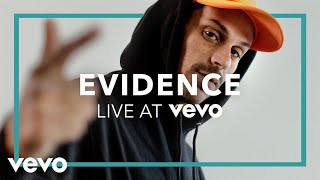 Evidence - Jim Dean and Throw It All Away (Live at Vevo)