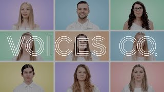 Mom - Meghan Trainor Cover (feat. God Only Knows - The Beach Boys)  ///  VOICES CO.